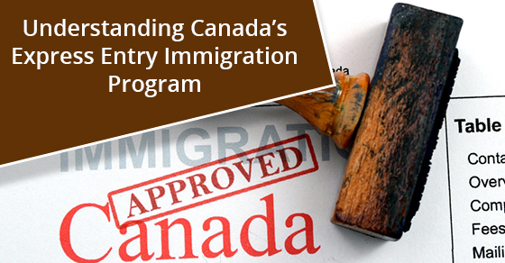 Canada's Express Entry Immigration Program